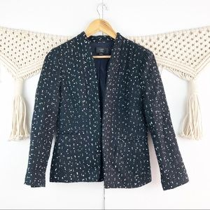 J. Crew Jackets & Coats - J crew 365 Getting Out Of Town Open Blazer 2